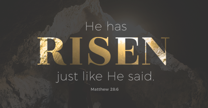 Easter Sunday Service Part 1 image