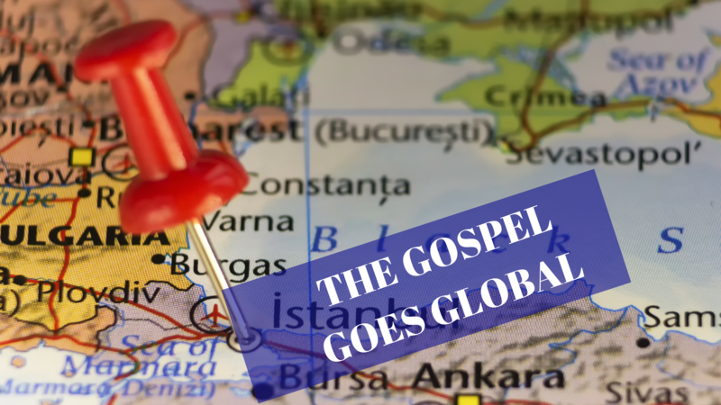 The Gospel Goes to Vegas
