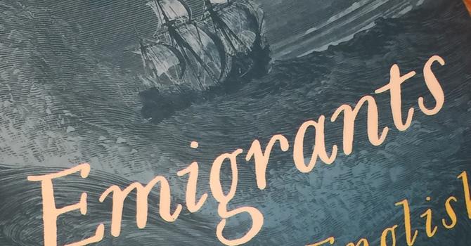 Churchmouse Treasures: Emigrants image
