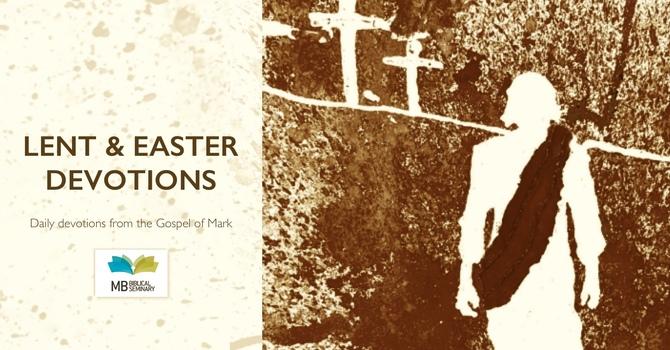 Lent & Easter Devotions image