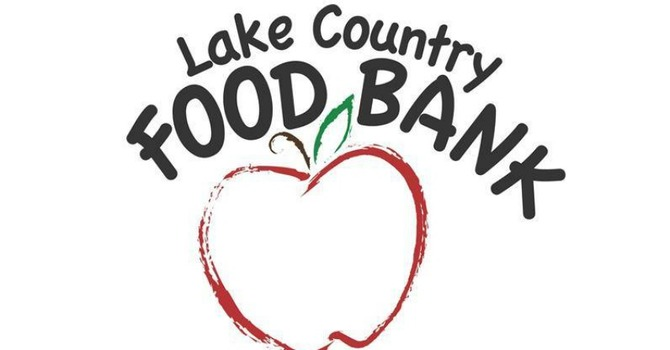 Christmas at Lake Country Food Bank! image