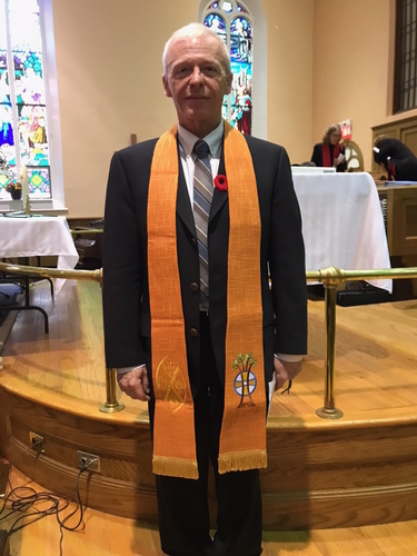 Rev. Dr. Brian  Goodings