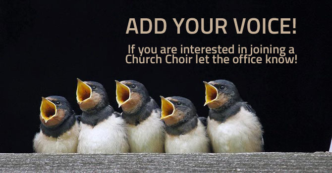Church Choir image