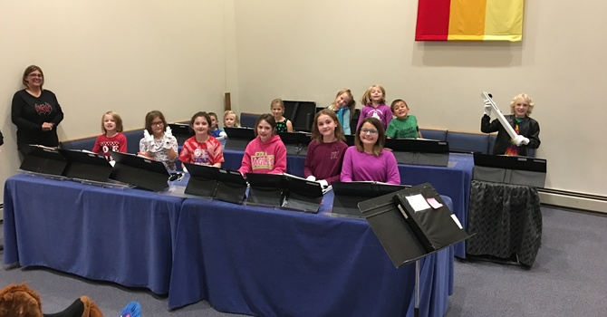 Children's Music Ministry