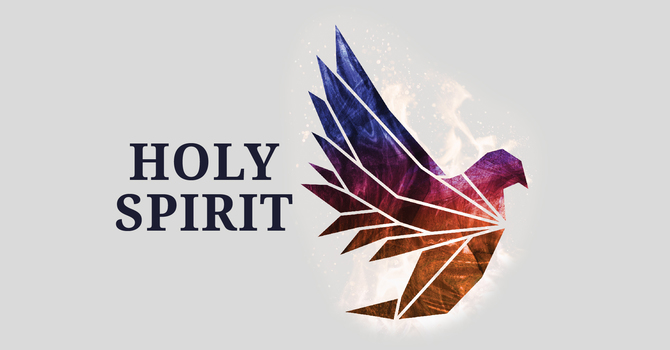 THE HOLY SPIRIT WITH US