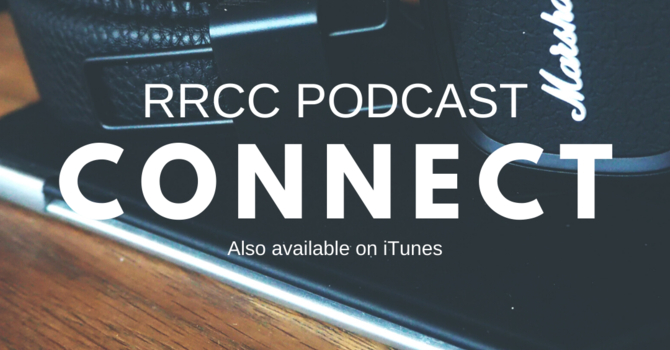 Connect Podcast: Episode 3 with Holly & Julia