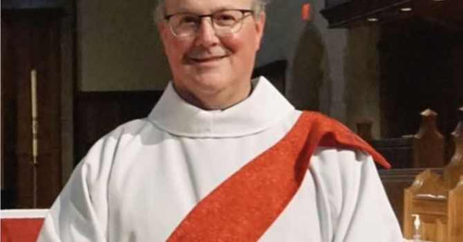 New Rector for St. Hilda's image