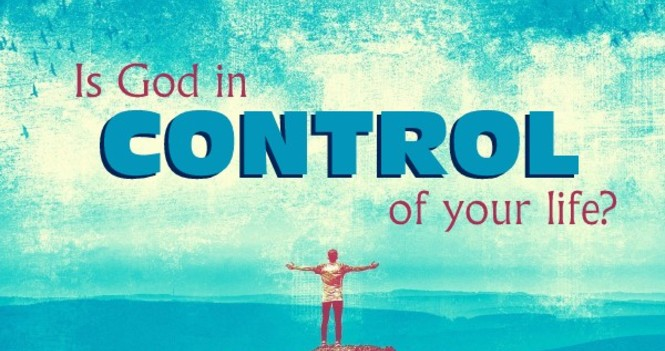 WHO IS IN CONTROL…