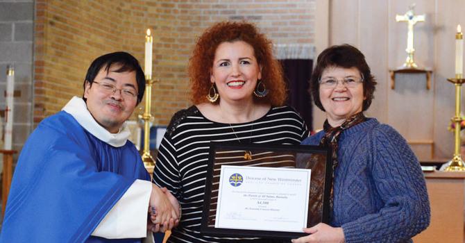 UPDATE! Parish Development Grant Recipients  - Celebrate