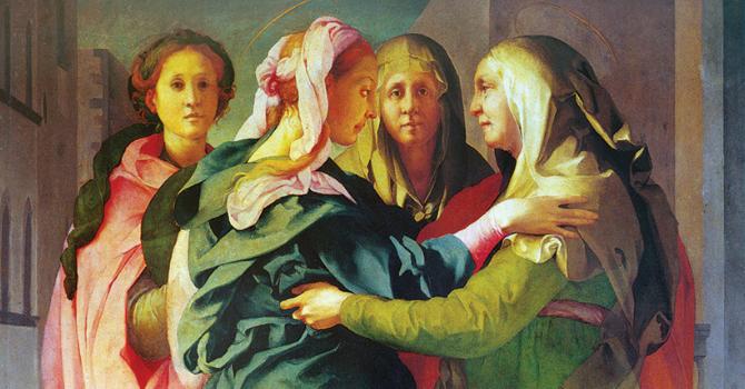 The Magnificat image