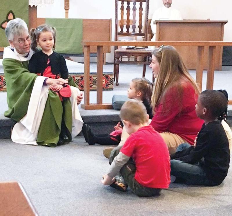 Follow Your Joy - St. Matthew, Abbotsford