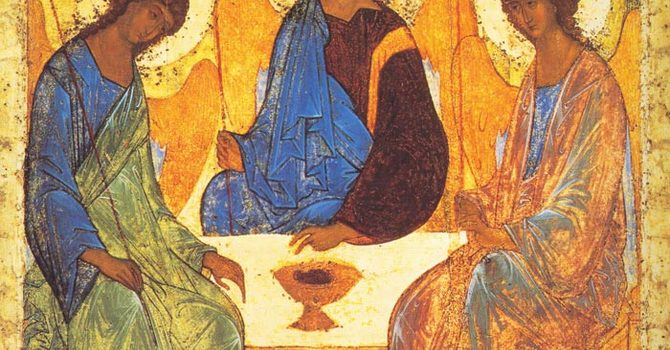 JC Ryle On The Trinity image