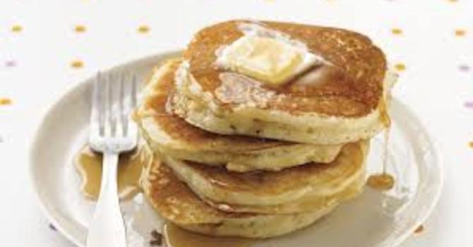Pancake Breakfast/Déjeuner aux crêpes