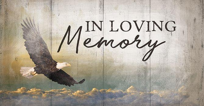In Loving Memory of Paul Byrom image