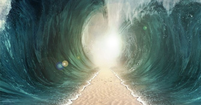 Ps. Gideon (Intro Ps. Matt) - Crossing the sea by faith