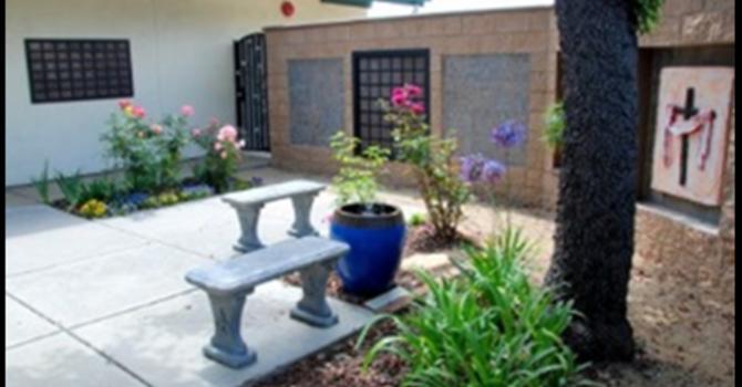 Visit our Remembrance Garden image