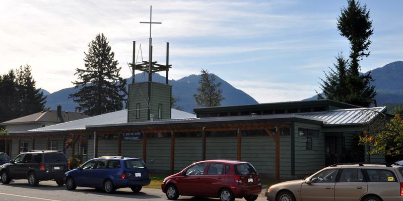 St. John the Divine, Squamish
