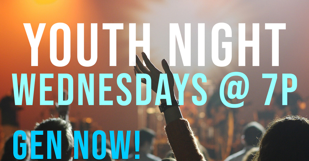 Youth Night!