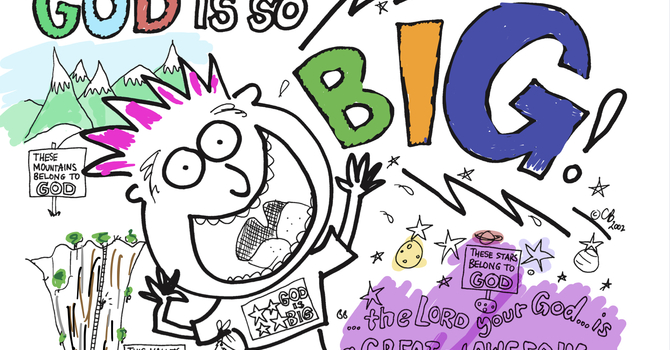 Kids' Talks with Colin + Colouring in Competition!  image