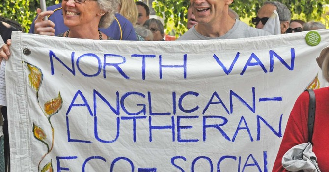 Diocese Well-Represented at Living Wage Rally