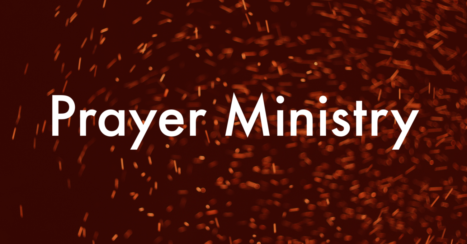 Prayer Ministry Team | Ministries | Crossroads Community