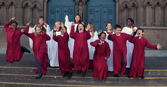 Choral Evensong with Chorister Installation