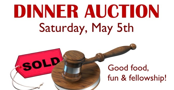 Dinner Auction Tickets image