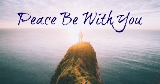 Passing the Peace: March 25, 2020 image