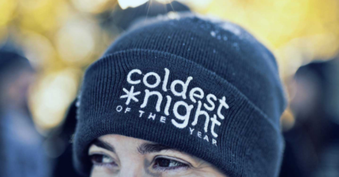 Coldest Night of the Year. Registration is Open. image