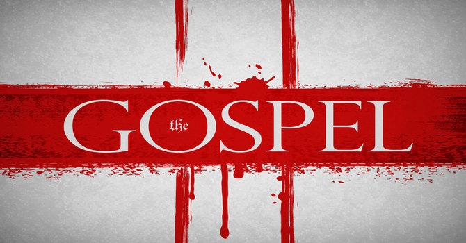 The Gospel is Good News image