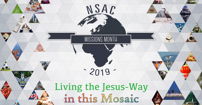 Missions Month - January 2019 image
