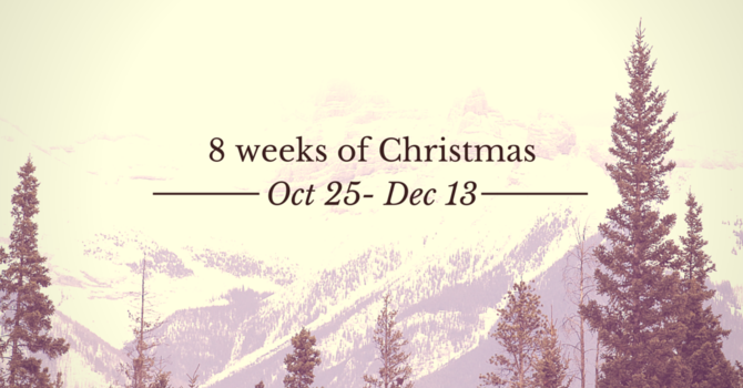 8 Weeks of Christmas image
