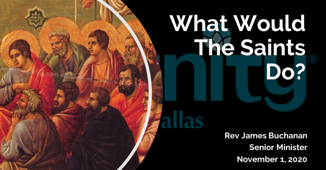 What Would The Saints Do?