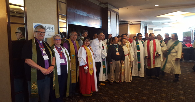 Report - Indigenous Ministries Sunday