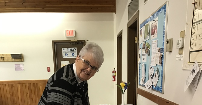 Farewell to Rev. Donna image