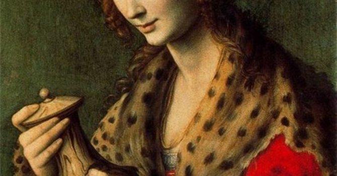 Reflections: Mary Magdalene image