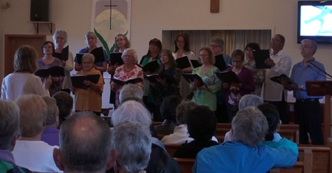 Spring into Song Concert - Thanks image