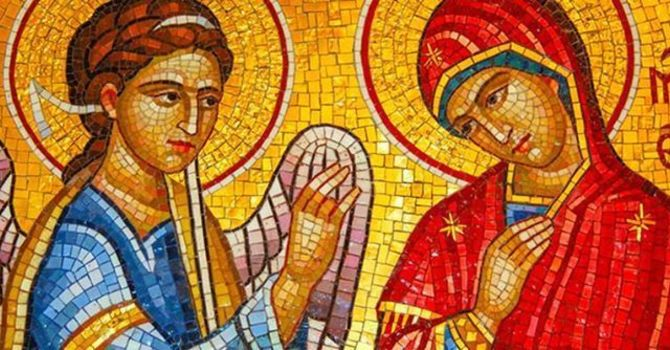 The Annunciation image