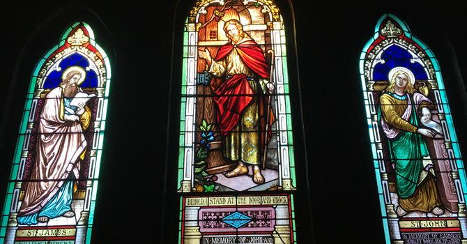 On worship space image