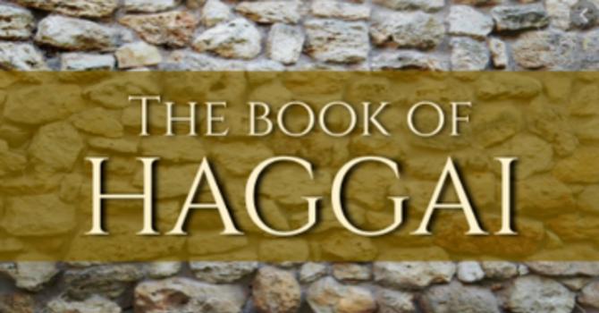 Haggai Part 2