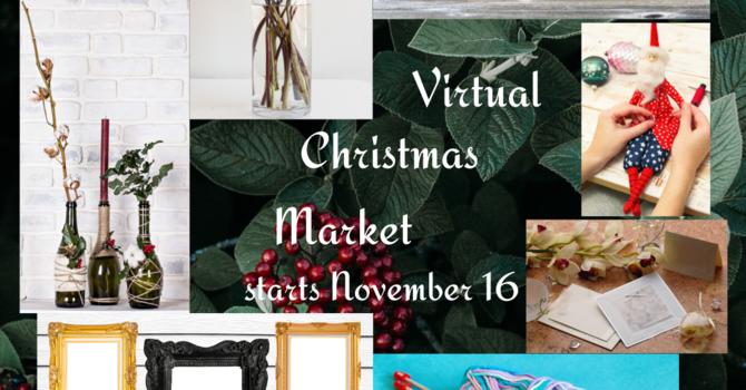 Virtual Christmas Market image