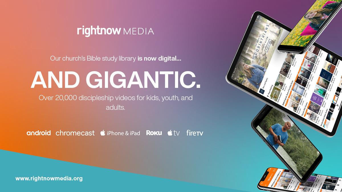 RightNow Media Graphic