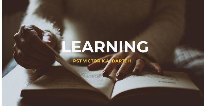 Learning image