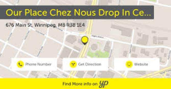 Chez-Nous/Our Place Drop In