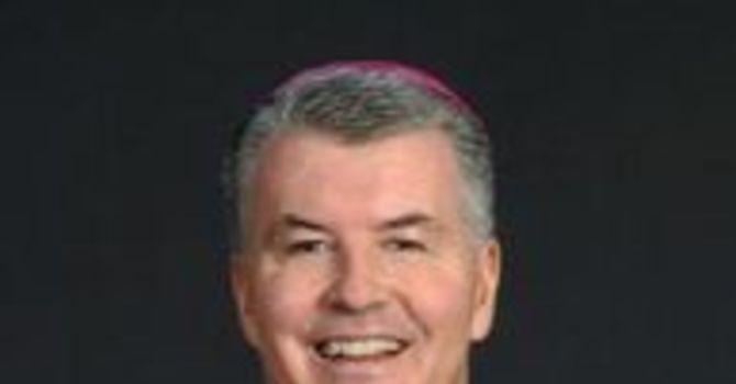 Letter from Bishop William McGrattan image