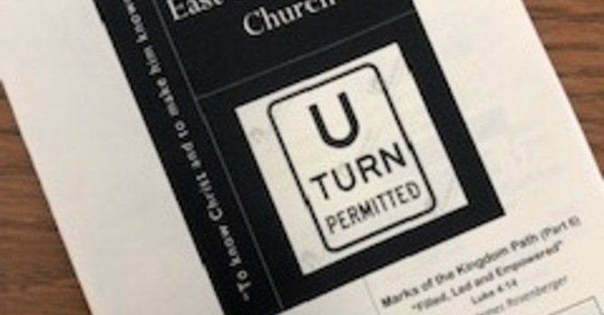 March 3, 2019 Church Bulletin image
