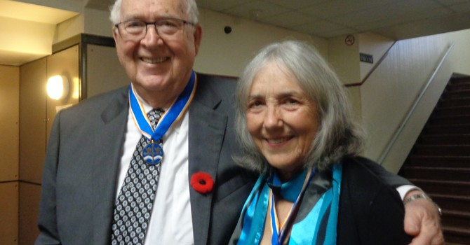 The Order of the Diocese of New Westminster image
