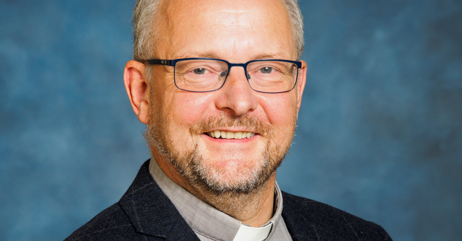 Regional Dean  for Sea to Sky Deanery image