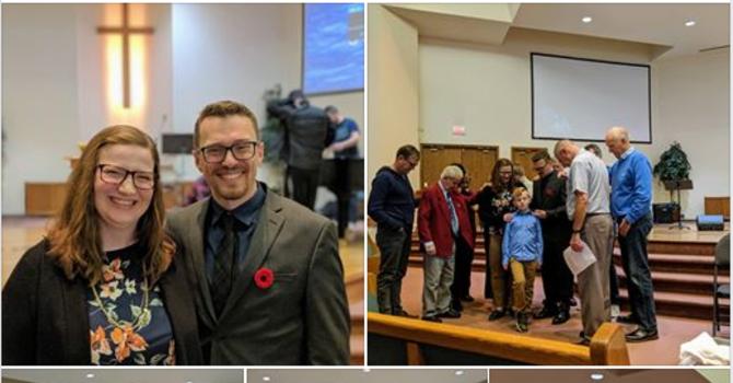 Welcome to Pastor Jon, Emily, and Ezra! image