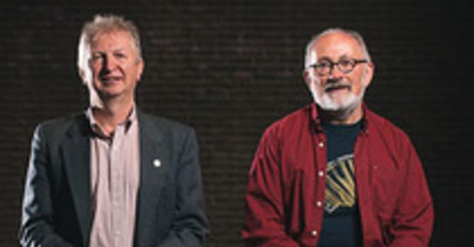 "Fergus O'Byrne & Jim Payne ""East Meets West""   (S)"